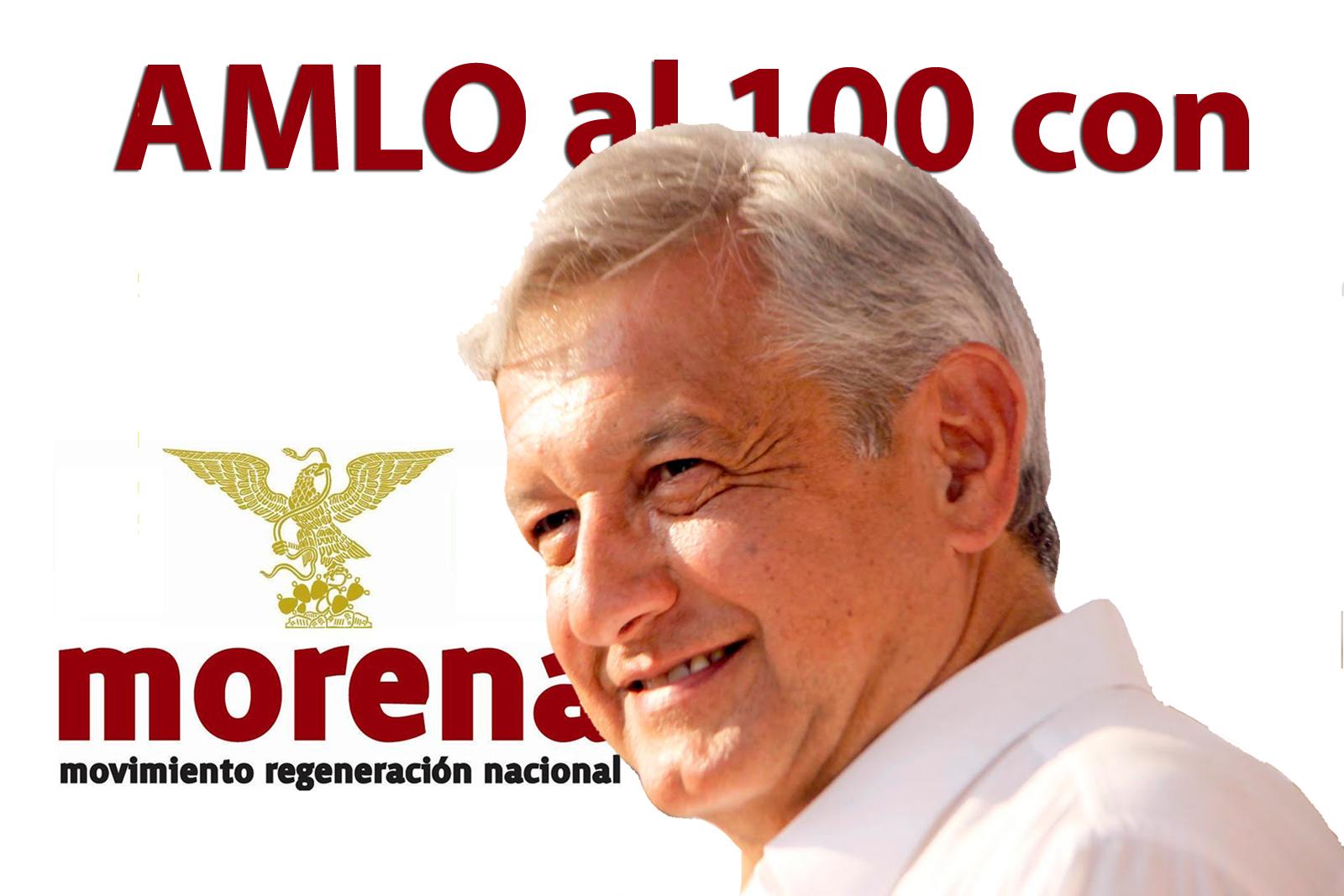 AMLO al 100 con... Juan Manuel Lopez