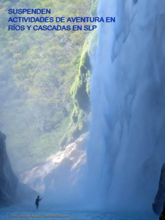 turismo de aventura - cascada de tamul