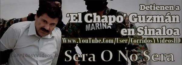 Corrido detienen al Chapo -Sera o no Sera