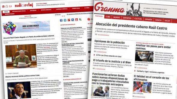 medios cubanos