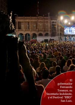 El Festival RBD San Luis