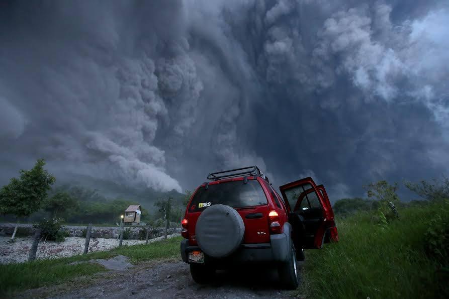 eupcion volcan de colima