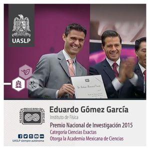 Eduardo Gómez García UASLP AMC