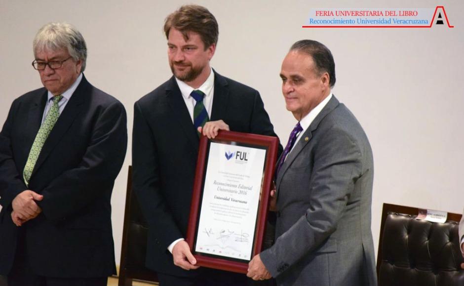 FUL2016-Universidad Veracruzana-Reconocimiento