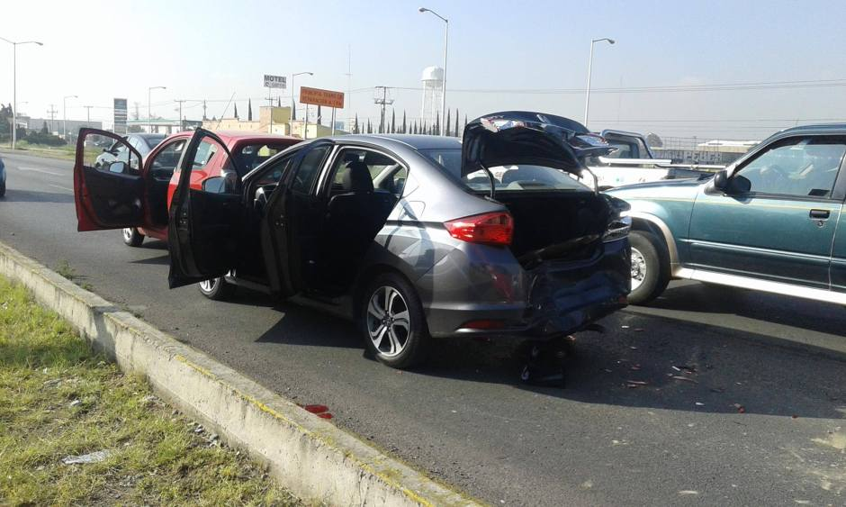 accidentes carretera 57