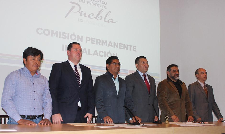 Comisión Permanente-congreso-del-estado-puebla-2