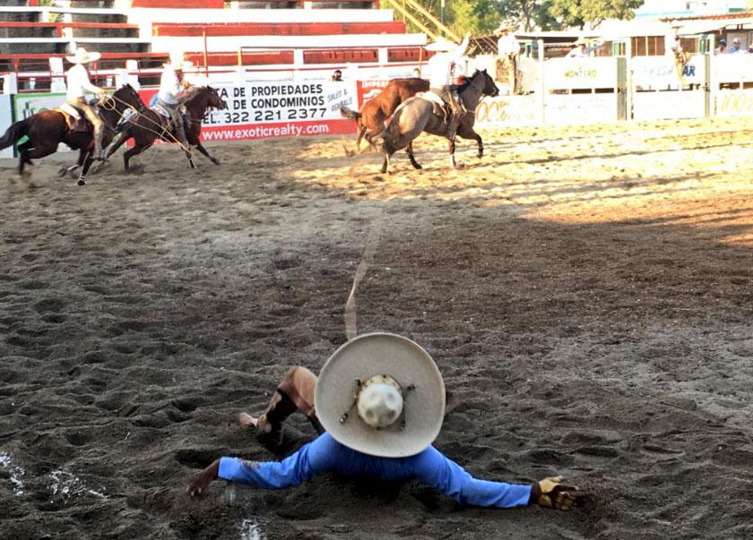 LXXXIII Torneo de Aniversario de la Federacion Mexicana de Charreria-rancho agua santa