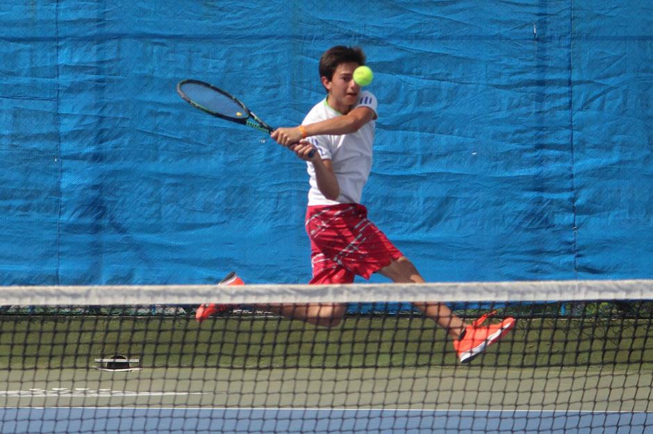 1er Campeonato Nacional Tenis Grand Slam -campeon1 dobles cat 16 años