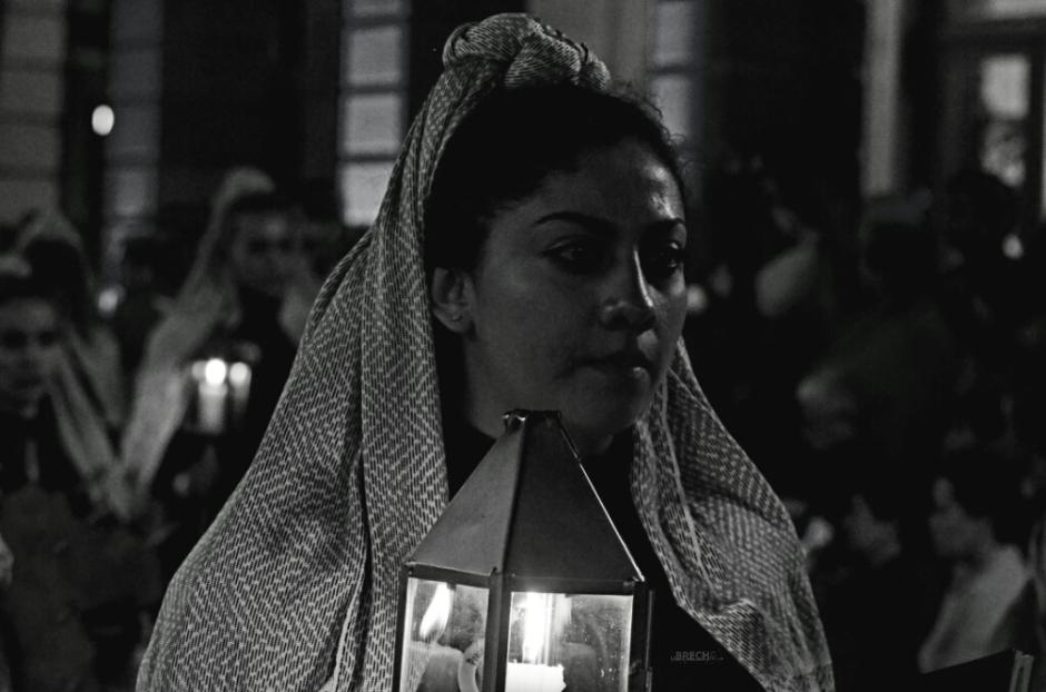 Procesion del silencio en San Luis Potosi 51