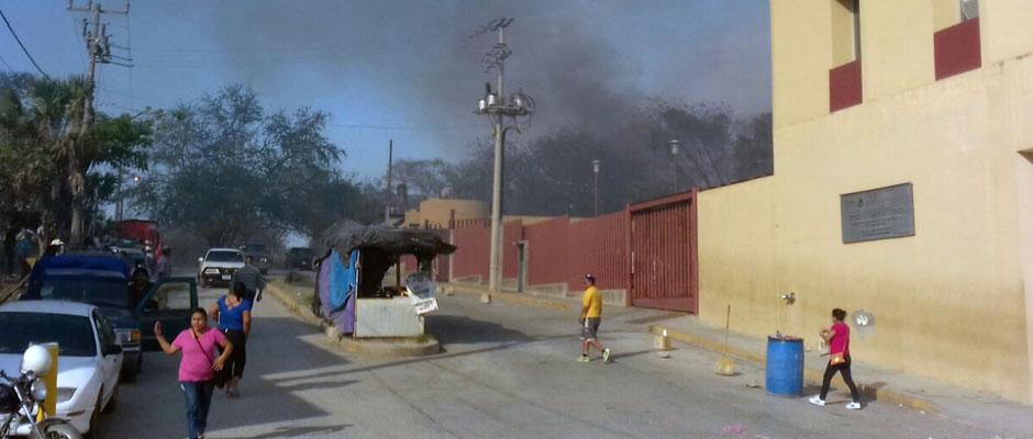 incendio en el hospital de valles-destacada