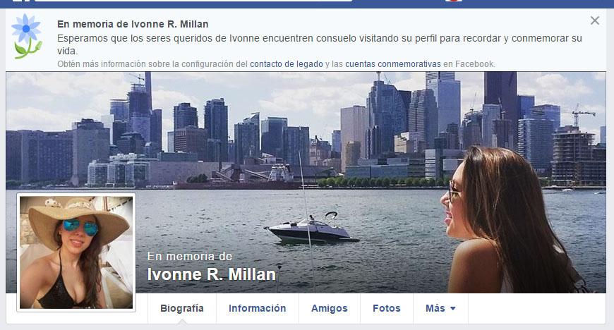 Ivonne R Millan-in memoria