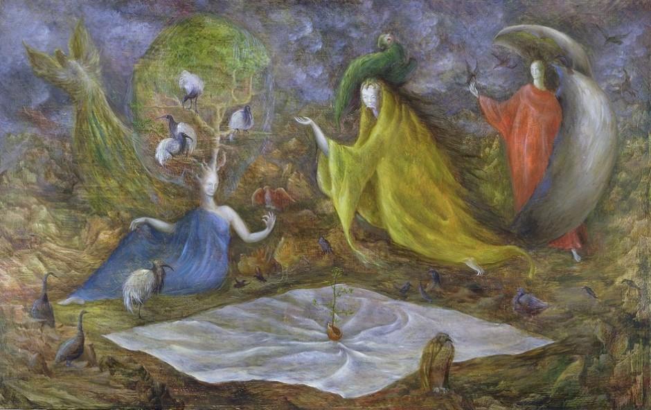 leonora-carrington-pintura-
