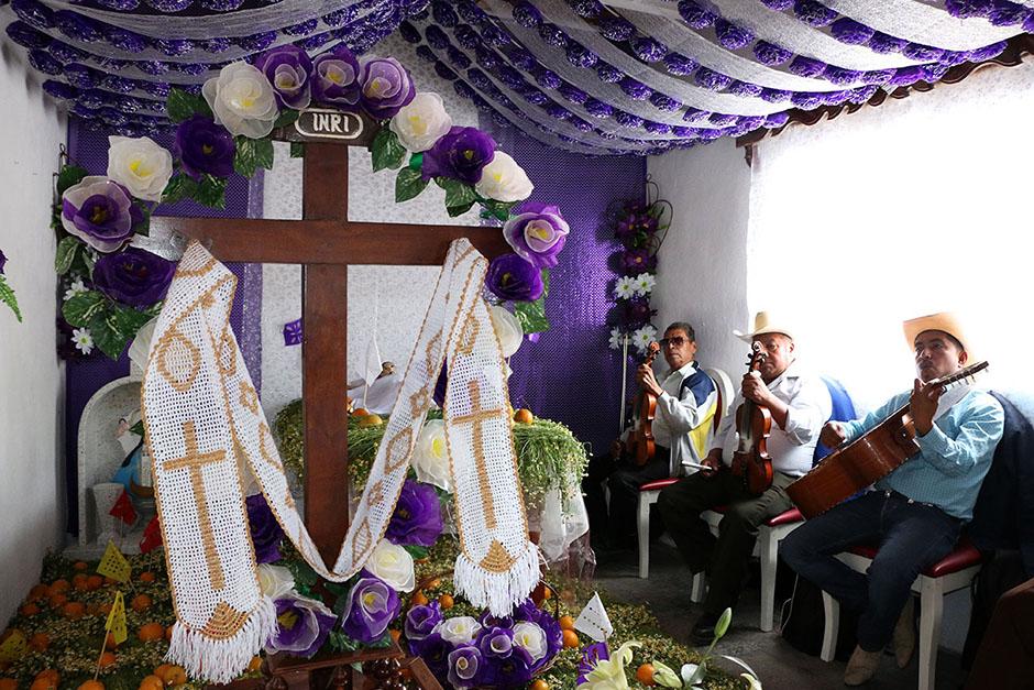 procesion de los cristos-pozos-