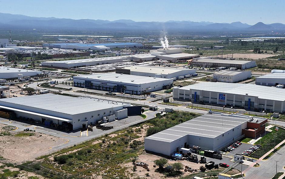 zona industrial slp-