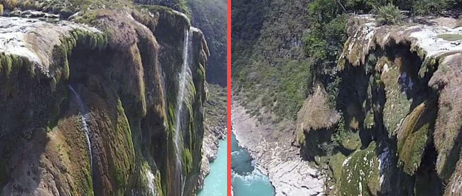 Cascada de Tamul río Gallinas-0