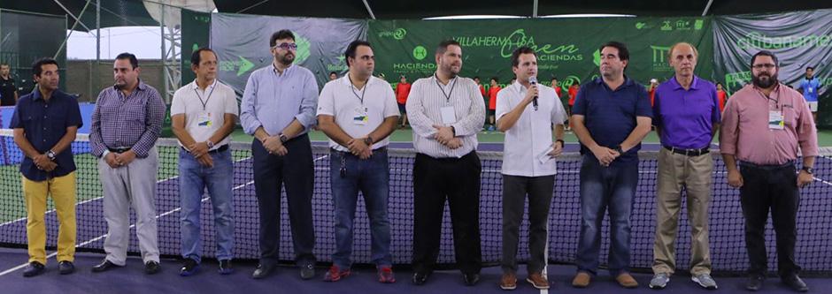 Inauguran Villahermosa Open Haciendas-