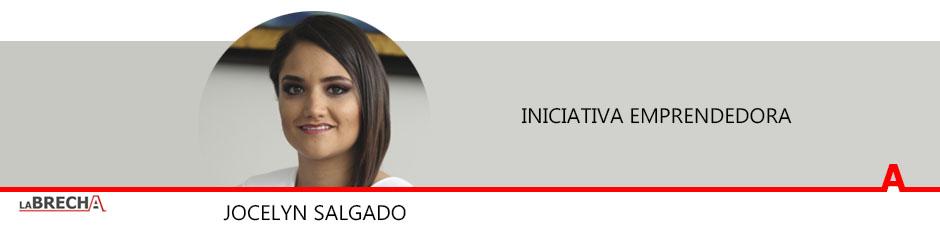 Jocelyn Salgado-iniciativa emprendedora-izq